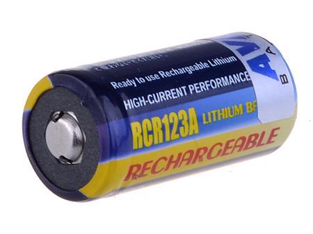 AVACOM baterie - Nabíjecí fotobaterie CR123A, CR23, DL123A Li-Fe 3V 500mAh 1.5Wh; DICR-R123-152