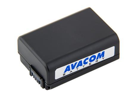 AVACOM baterie - Sony NP-FW50 Li-Ion 7.2V 860mAh 6.2Wh; DISO-FW50-823N3