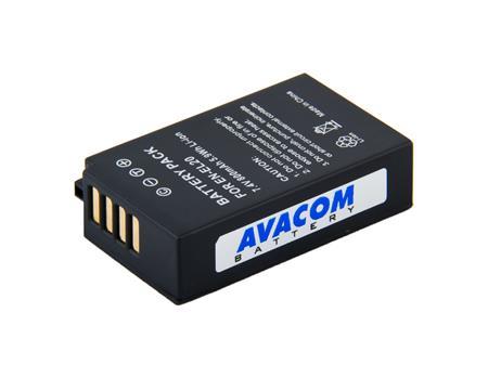 AVACOM baterie - Nikon EN-EL20 Li-Ion 7.4V 800mAh 11.1Wh; DINI-EL20-316N3