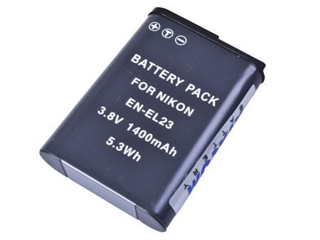 AVACOM baterie - Nikon EN-EL23 Li-Ion 3.8V 1400mAh 5.3Wh; DINI-EL23-383