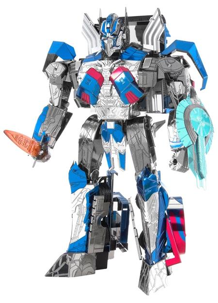 METAL EARTH 3D puzzle Transformers: Optimus Prime (ICONX); 125266