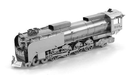 METAL EARTH 3D puzzle Parní lokomotiva; 8092