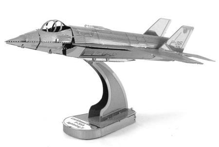 METAL EARTH 3D puzzle Stíhací letoun F-35 Lightning II; 110395
