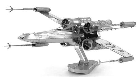 METAL EARTH 3D puzzle Star Wars: X-Wing; 112100