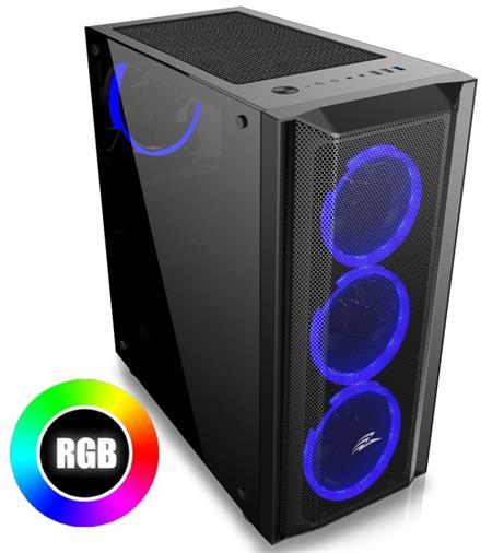 Evolveo Ptero Q1, case ATX; ptero Q1