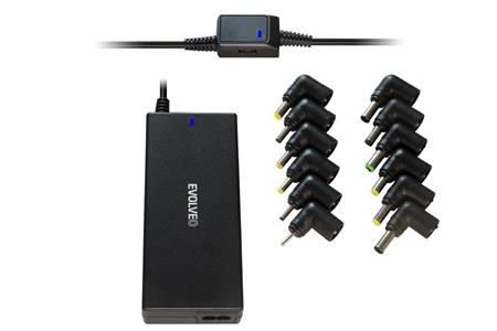 Evolveo Chargee A90, 90W napájecí zdroj pro notebooky; Chargee A90