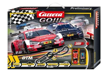 Autodráha Carrera GO 62479 DTM Power; GCG1226