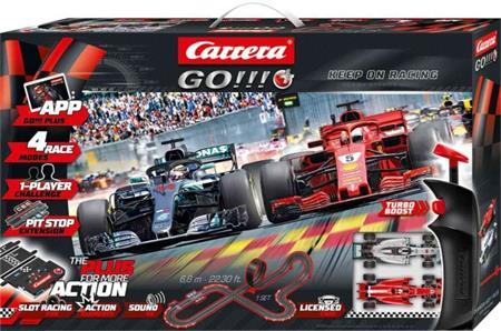 Autodráha Carrera GOPlus 66010 Keep on Racing; GCGP1008