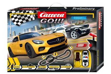 Autodráha Carrera GO 62493 Highway Action; GCG1232