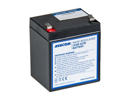 AVACOM náhrada za RBC46 - baterie pro UPS; AVA-RBC46