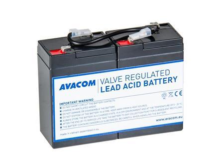 AVACOM náhrada za RBC1 - baterie pro UPS (2ks baterií ); AVA-RBC1