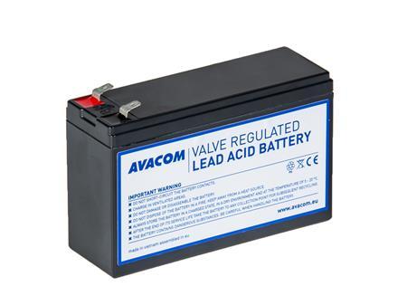 AVACOM náhrada za RBC125 - baterie pro UPS; AVA-RBC125