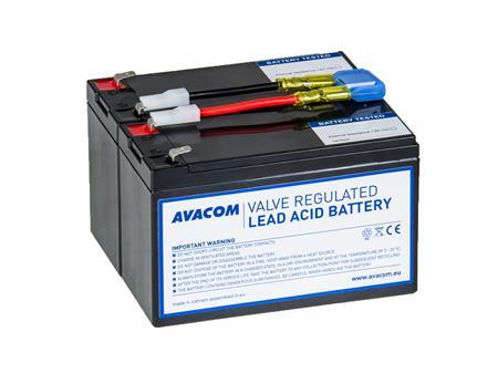 AVACOM náhrada za RBC142 - baterie pro UPS (2ks baterií typu HR); AVA-RBC142