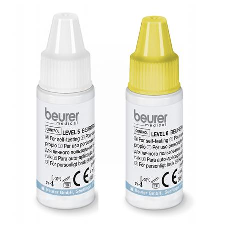 Beurer 457.11; BEU-457.11 - Beurer 457.11 GL 42 kontrolní roztok 2 x 4 ml