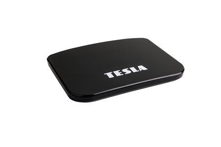 TESLA TEH-500 PLUS, Hydridní DVB-T2 HEVC FTA přijímač/MediaBox Android KODI; DBTTEHY0002