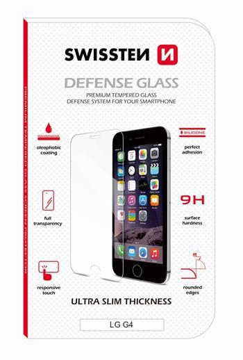 Swissten ochranné temperované sklo LG G4 RE 2,5D; 74501777