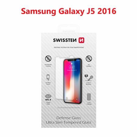 Swissten OCHRANNÉ TEMPEROVANÉ SKLO SAMSUNG J510F GALAXY J5 2016 RE 2,5D; 74511741