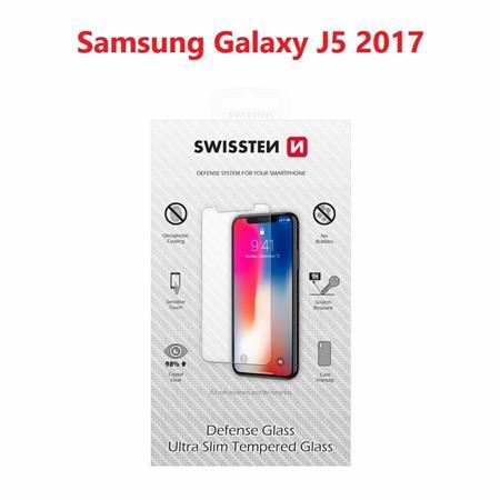 Swissten OCHRANNÉ TEMPEROVANÉ SKLO SAMSUNG J530F GALAXY J5 2017 RE 2,5D; 74511755