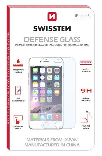 Swissten ochranné temperované sklo Samsung s7560 Galaxy TREND RE 2,5D; 74501711