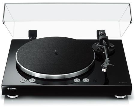Yamaha TT-N503 MusicCast Vinyl 500, černý; ATTN503BL