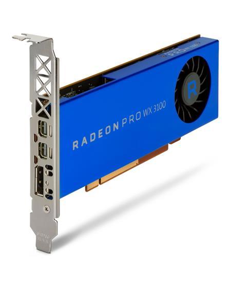 AMD Radeon Pro WX 3100 4GB; 2TF08AA
