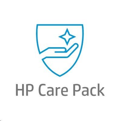 HP 3y PickupRtrn Commercial NB Only SVC HP200 - pouze CZ; U9BA4E