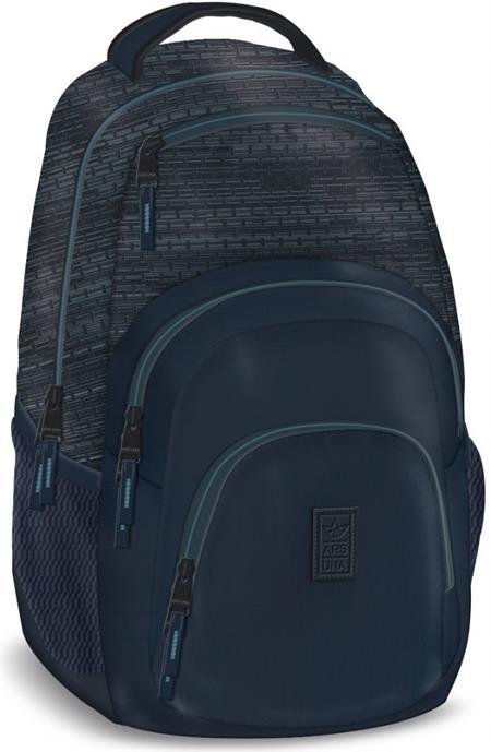 ARS UNA Školní batoh Autonomy AU2 tmavě modrý; 126051