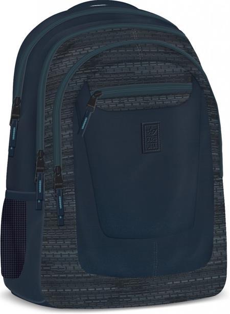 ARS UNA Školní batoh Autonomy AU4 tmavě modrý; 126053