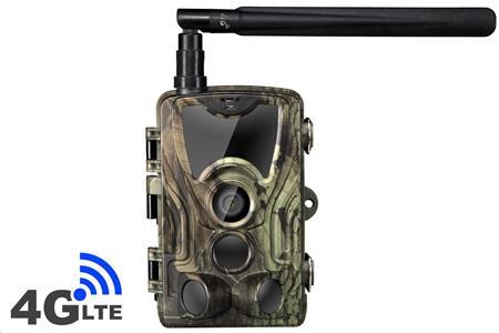 EVOLVEO StrongVision 4GA, 4G LTE/fotopast s aplikací; CAM-4GA