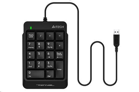A4tech FK13P numerická klávesnice, USB; FK13P