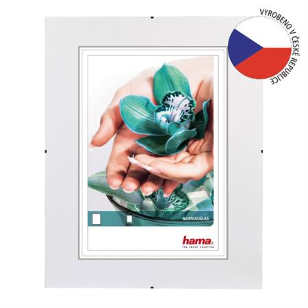 Hama clip-Fix, normální sklo, 29,7x42cm; 63028