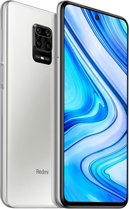 Xiaomi Redmi Note 9 Pro (6GB/64GB) bílá; 6941059643487