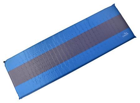 Cattara Karimatka samonafukovací 195x60x5cm modro-šedá; 13324