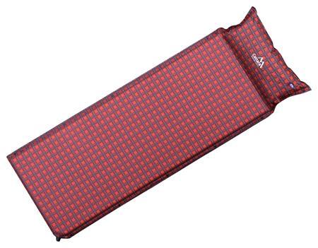 Cattara Karimatka samonafukovací 190x60x3,8cm s polštářem KILT; 13329