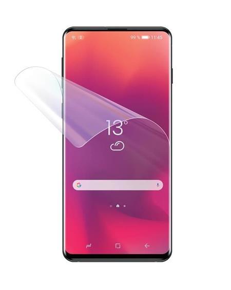 TPU folie na displej FIXED Invisible Protector pro Samsung Galaxy S20+, 2 ks v balení, čirá; FIXIP-484