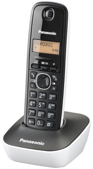 Panasonic KX TG1611FXW; KX-TG1611FXW