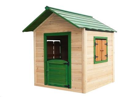 Marimex Domeček dětský dřevěný Stáj; 11640352