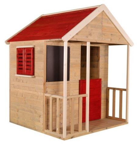 Marimex Domeček dětský dřevěný Veranda; 11640355