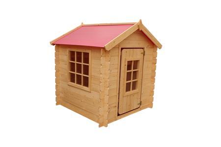 Marimex Domeček dětský dřevěný Vilemína; 11640360