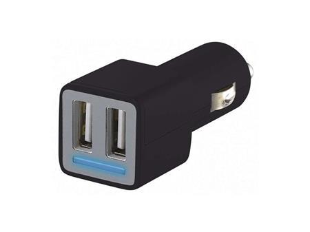 Geti Autoadaptér USB MW3399-1; 04210125 - Univerzální USB adaptér do auta Geti MW3399-1