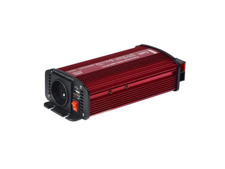 Geti Měnič napětí GPI 612 12V/230V 600W USB; 04230468
