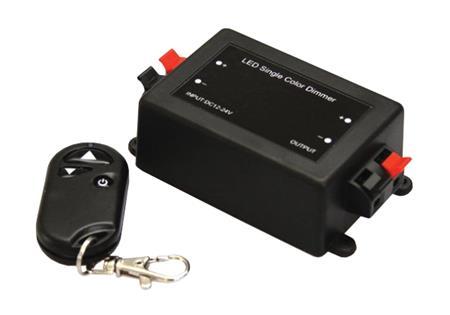 Stmívač pro LED pásky TIPA + dálkové ovládání OLP04; 04150447