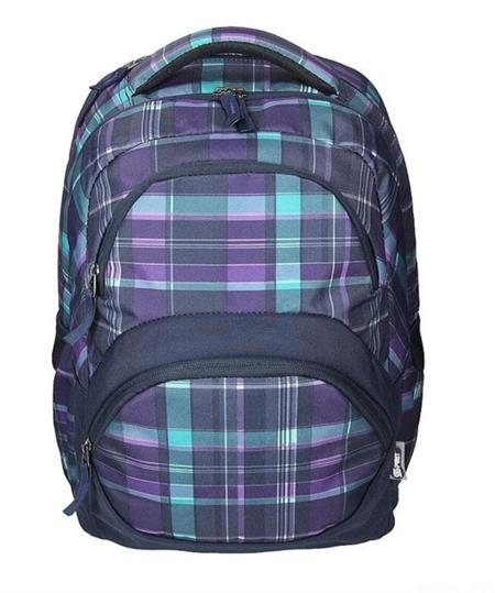 SPIRIT Školní batoh FREEDOM fialový; 23956