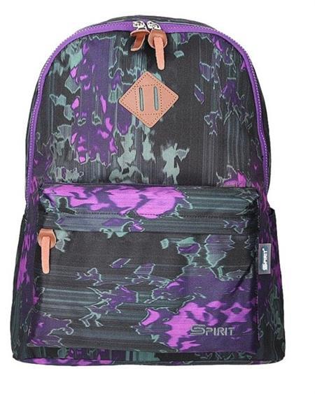 SPIRIT Školní batoh SCOUT fialový; 23959