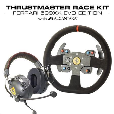 Thrustmaster Race Kit Ferrari 599XX Alcantara; 4160771