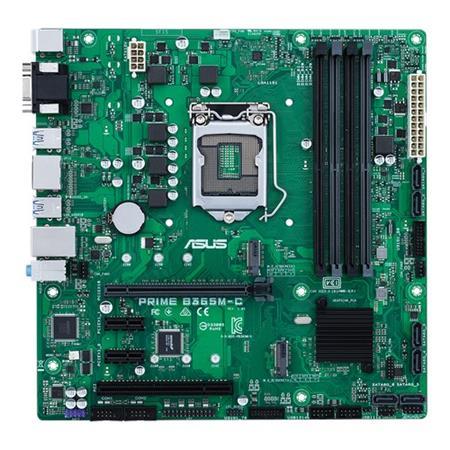 ASUS PRIME B365M-C/CSM; 90MB10U0-M0EAYC