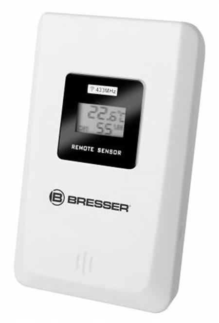 Bresser 3 CHanel Outdoor Themo Hygro Sensor for; 73782