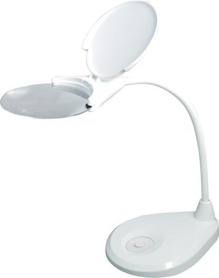 Levenhuk lupa Zeno Lamp ZL7 white; 74080