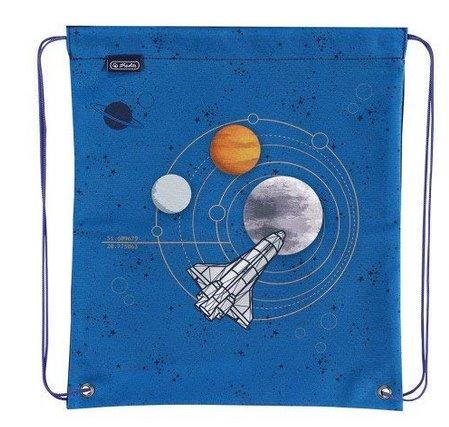 HERLITZ Vak na záda 39x33cm Vesmír; 24222