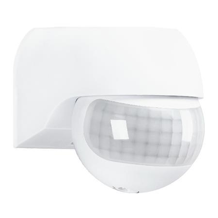 Solight PIR senzor nástěnný, venkovní, bílý; WPIR04-W
